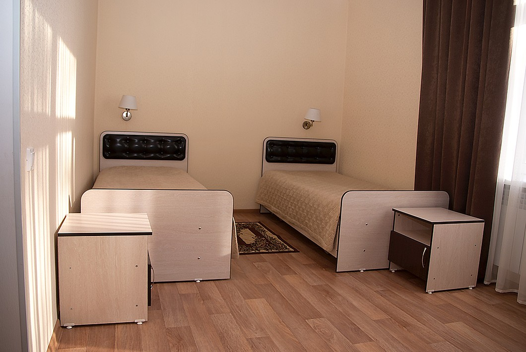 «Джуниор сюит» (Junior suite), 2-местный номер Twin