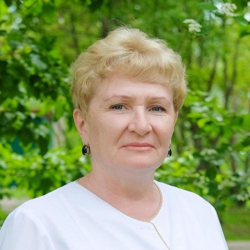 Петухова Людмила Михайловна