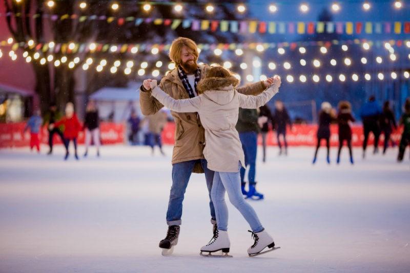 29 декабря – открытие ледового катка!