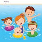 «ВЕСЕЛЫЕ АКВАСТАРТЫ» в водно–развлекательном комплексе «Фламинго»!